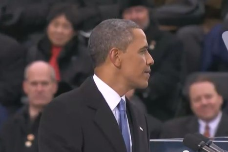 Transcript and Higher Education Video of President Barack Obama 2013 Inauguration Speech