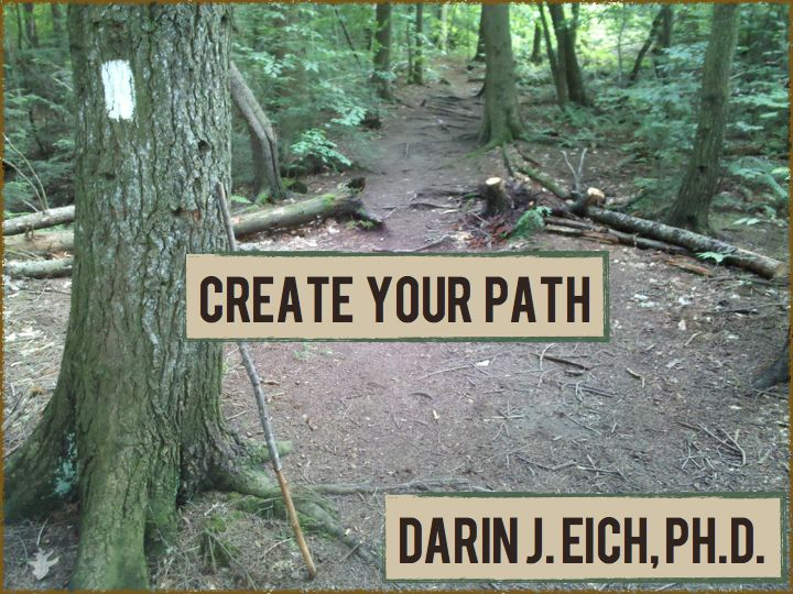 Create Your Path Title Slide