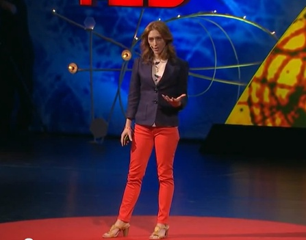 Ted talk how i cracked online dating